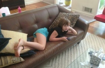 Same Couch, Different Kid