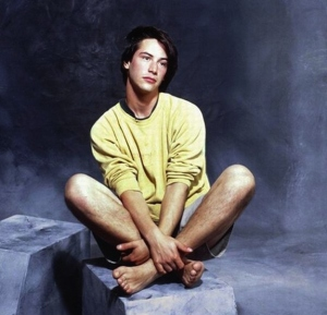keanu_on_the_rocks