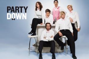 Party Down 2009 Key art