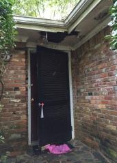 The hovel next door