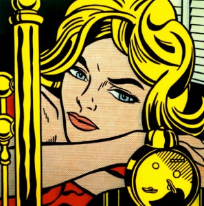 Lichtenstein_blonde_waiting